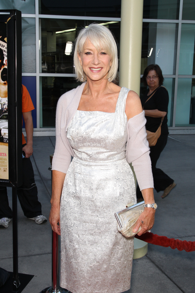 Helen Mirren Pictures Love Ranch Premiere Red Carpet Photos And Pics