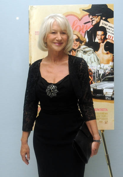 Helen Mirren Pictures Love Ranch New York Premiere Red Carpet Photos And Pics
