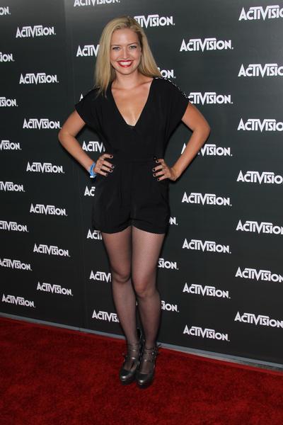Lauren Storm Picture 6 - Activision E3 2010 Preview Event