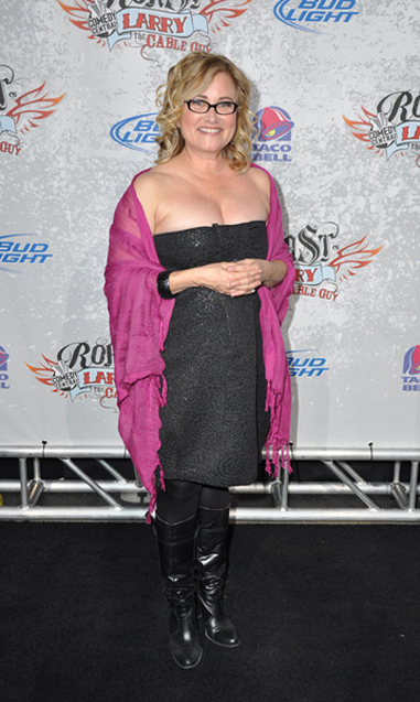 Maureen McCormick in Comedy Central Roast Of Larry The